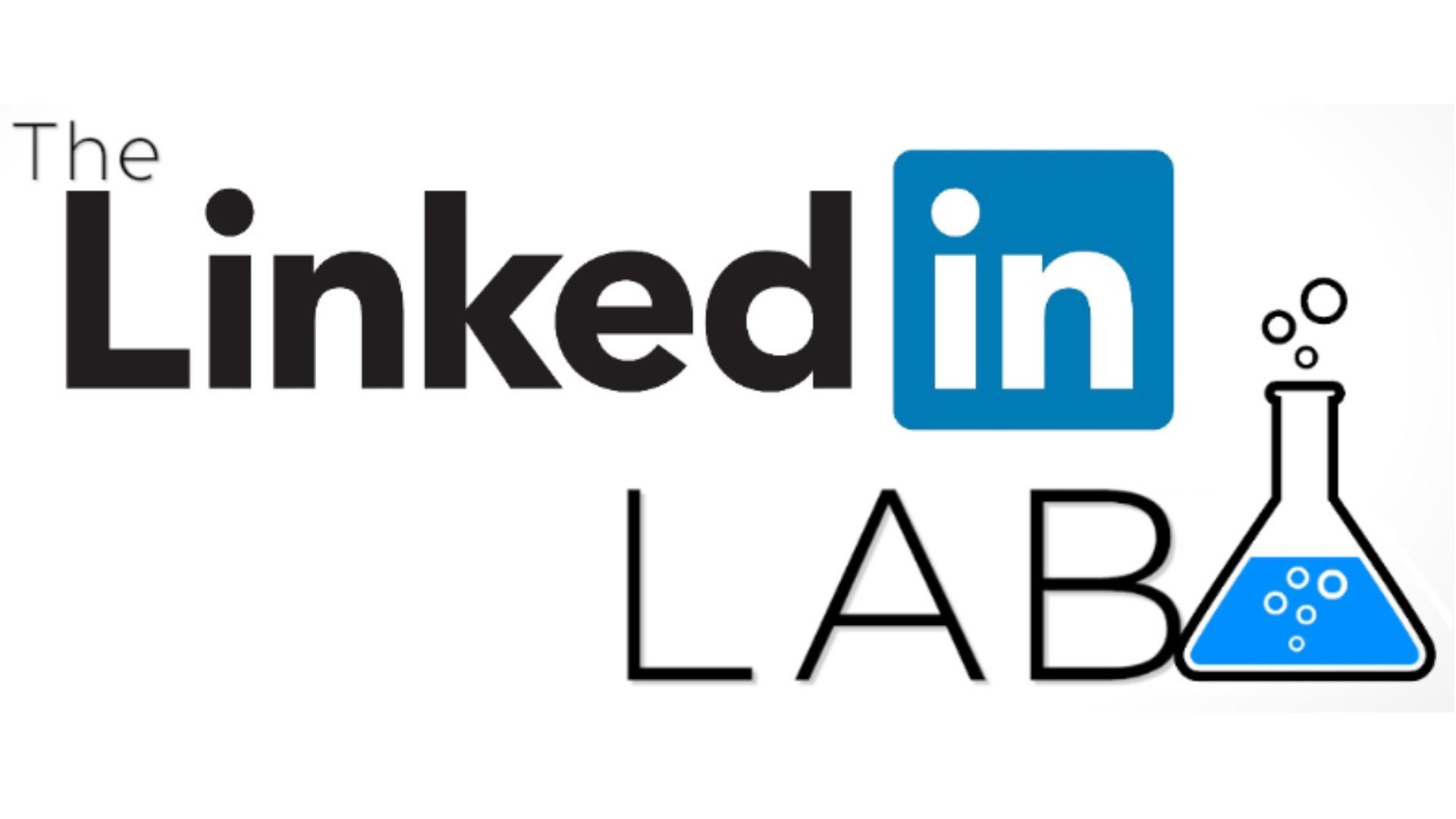LinkedIn Labs Header