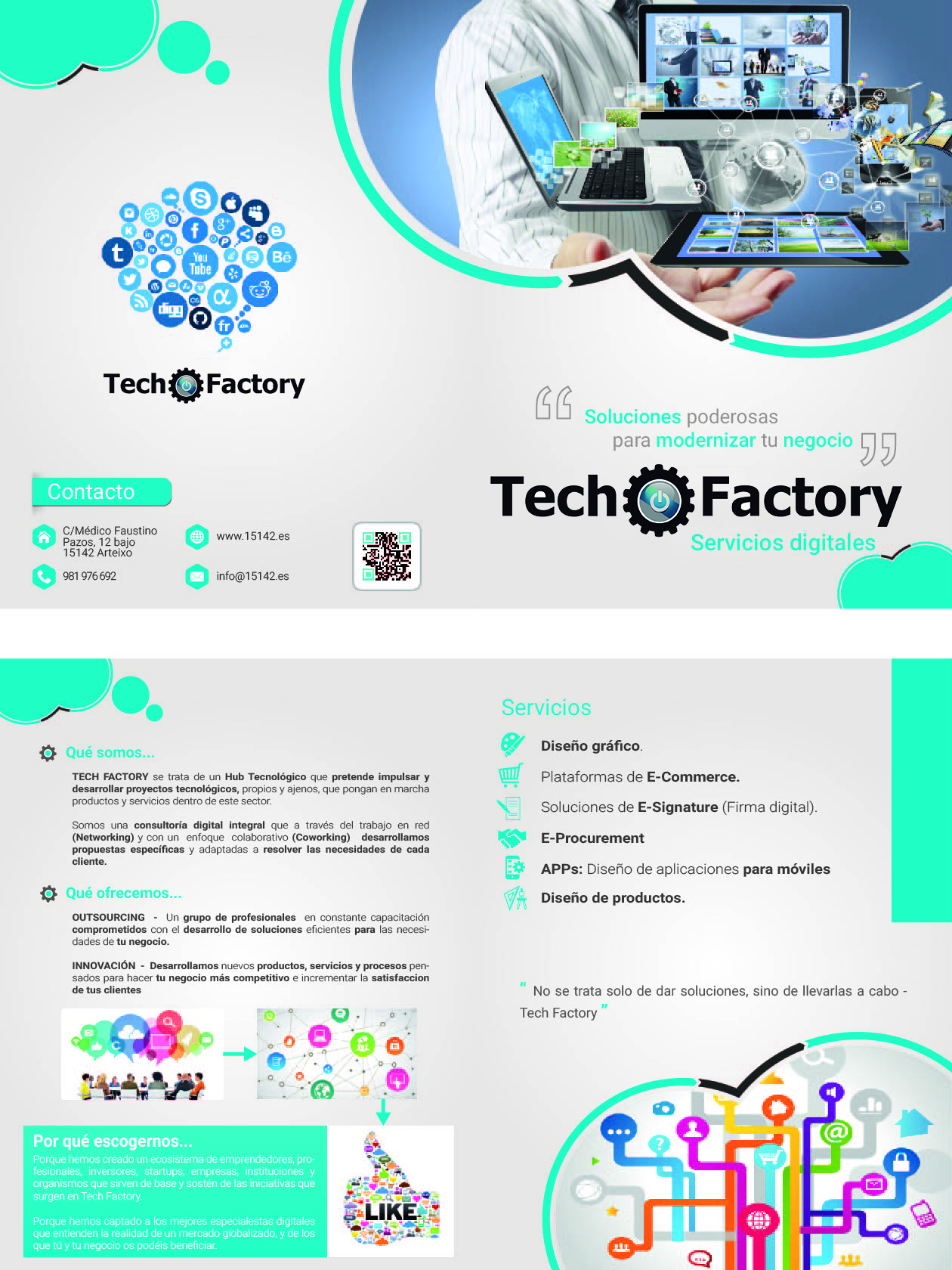 Tech Factory TIC arteixo 15142 coworking