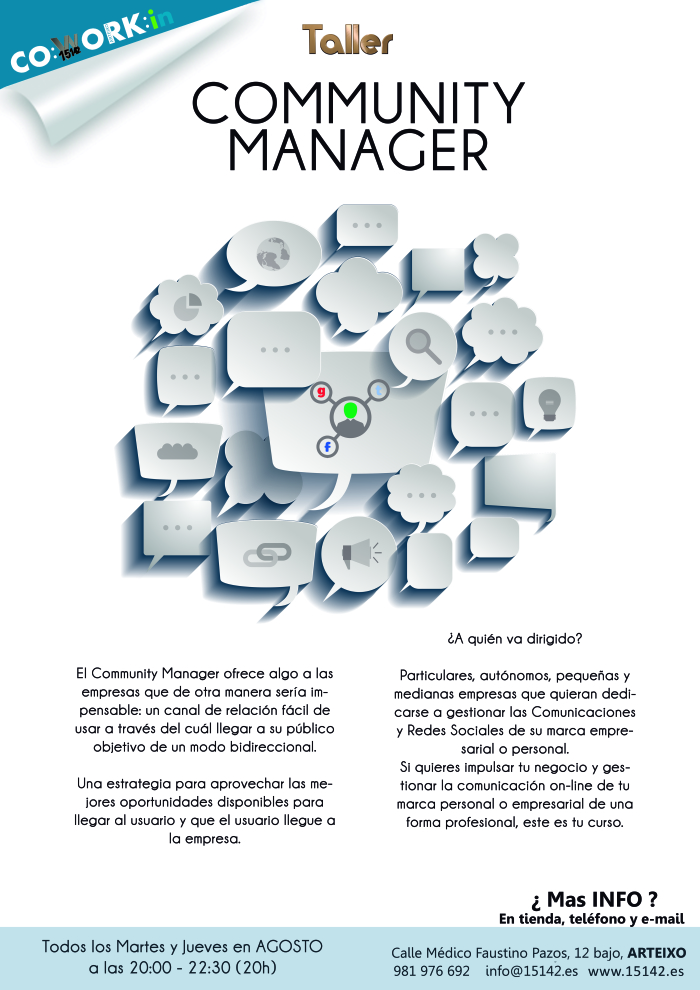 Commuity Manager
